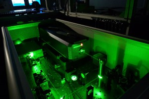 Oscillateur optique laser